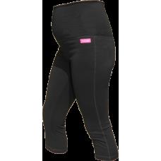 Capri graviditetstræningsbukser